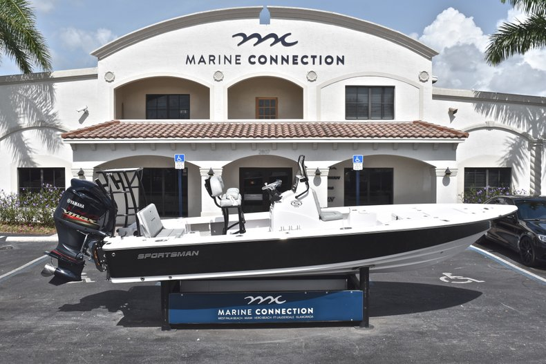 New 2019 Sportsman Tournament 214 Bay Boat boat for sale in Islamorada, FL