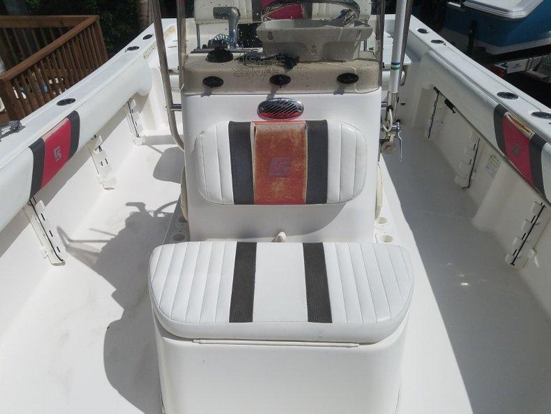 Thumbnail 8 for Used 2012 Carolina Skiff Ultra Elite 19 boat for sale in Islamorada, FL