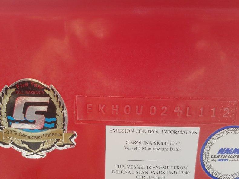 Thumbnail 11 for Used 2012 Carolina Skiff Ultra Elite 19 boat for sale in Islamorada, FL