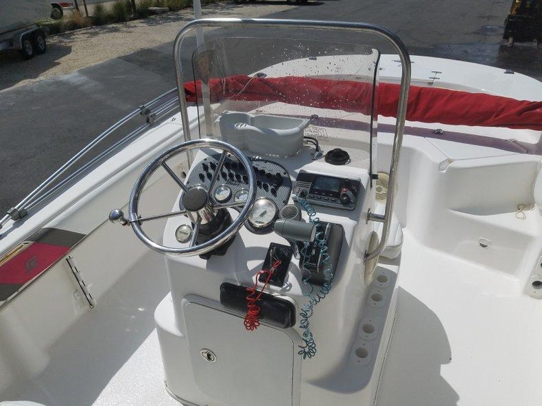 Thumbnail 7 for Used 2012 Carolina Skiff Ultra Elite 19 boat for sale in Islamorada, FL