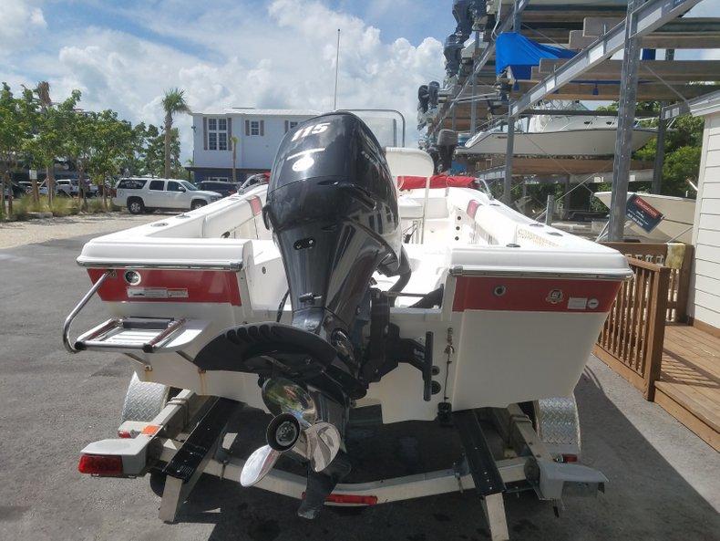 Thumbnail 3 for Used 2012 Carolina Skiff Ultra Elite 19 boat for sale in Islamorada, FL
