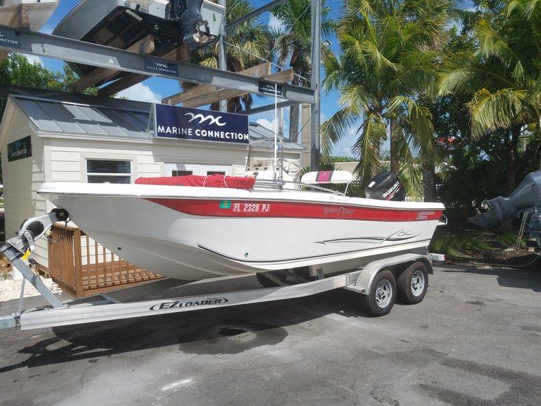 Thumbnail 2 for Used 2012 Carolina Skiff Ultra Elite 19 boat for sale in Islamorada, FL
