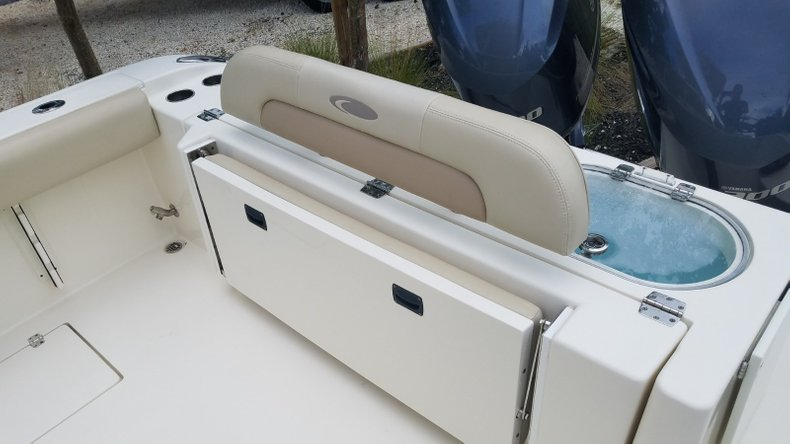 Thumbnail 7 for Used 2016 Cobia 296 Center Console boat for sale in Islamorada, FL