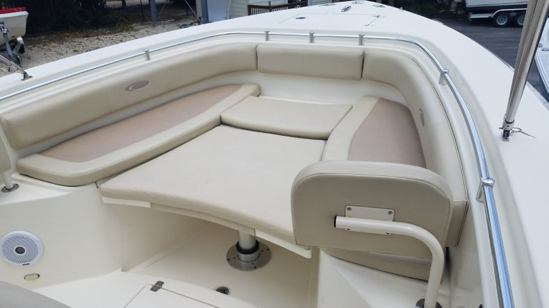 Thumbnail 22 for Used 2016 Cobia 296 Center Console boat for sale in Islamorada, FL