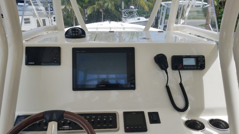 Thumbnail 12 for Used 2016 Cobia 296 Center Console boat for sale in Islamorada, FL
