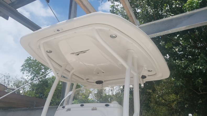 Thumbnail 7 for Used 2017 Glasstream 255 PRO-XS boat for sale in West Palm Beach, FL