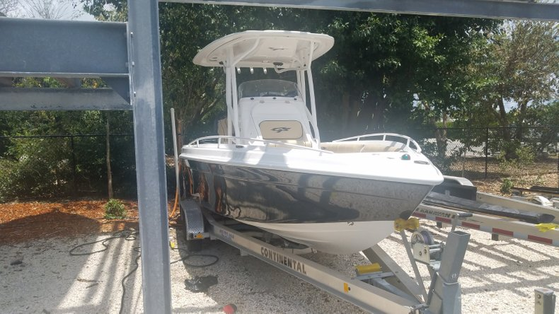 Thumbnail 1 for Used 2017 Glasstream 255 PRO-XS boat for sale in West Palm Beach, FL