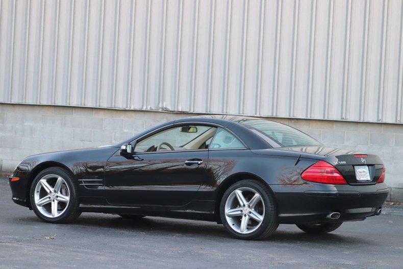 2004 mercedes benz sl500