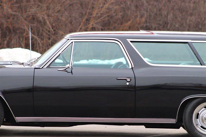 1967 chevrolet chevelle custom wagon ss