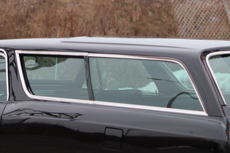 1967 chevrolet chevelle custom wagon