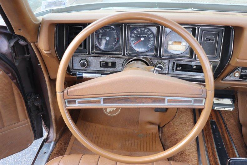 1971 buick skylark convertible