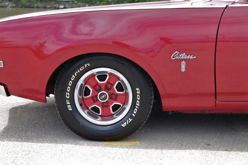 1969 oldsmobile cutlass s convertible
