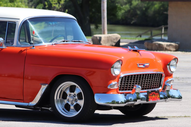 1955 chevrolet 210 club coupe
