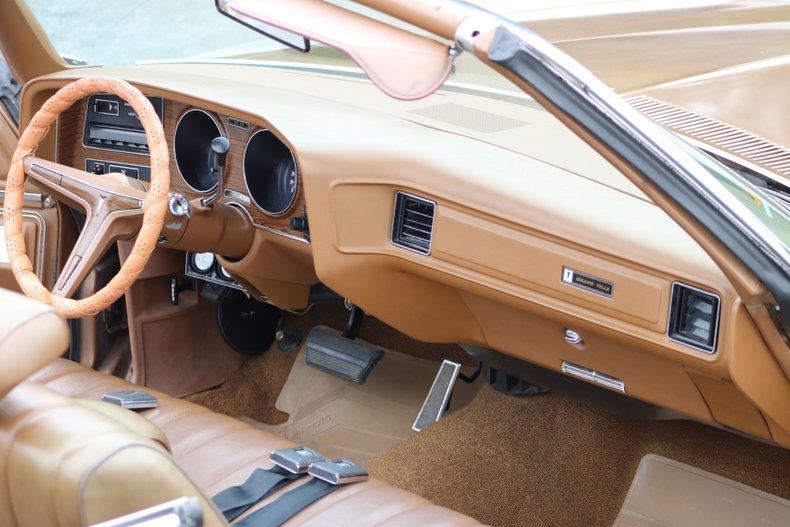 1972 pontiac grand ville convertible