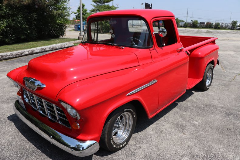 1955 chevrolet 3600 3 window