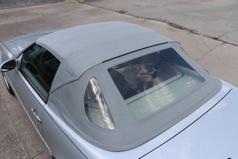 2001 mercedes benz sl500