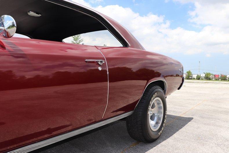 1967 chevrolet chevelle ss