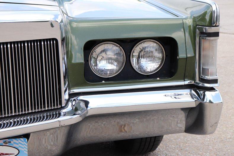 1971 lincoln mark iii continental