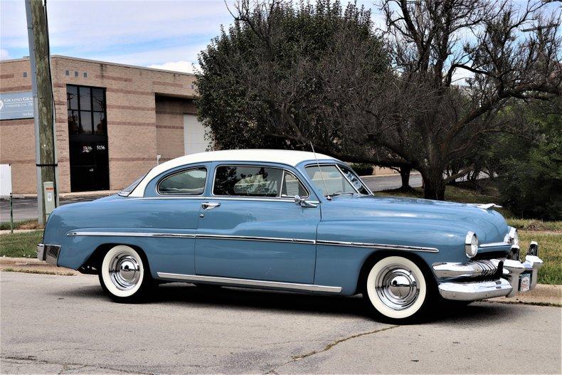 1951 mercury monterey