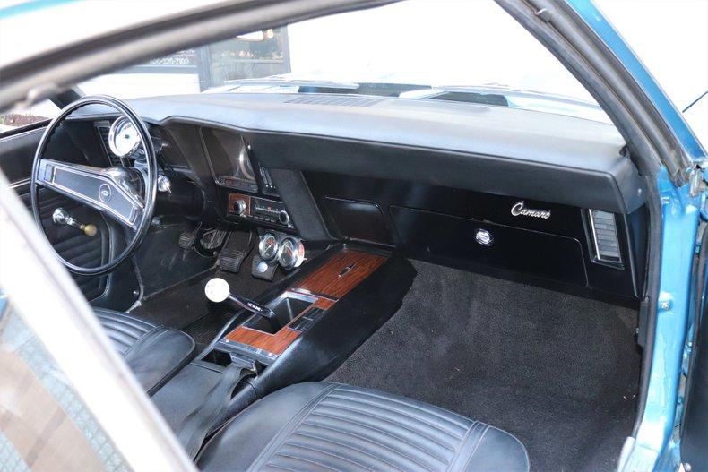 1969 chevrolet camaro yenko tribute