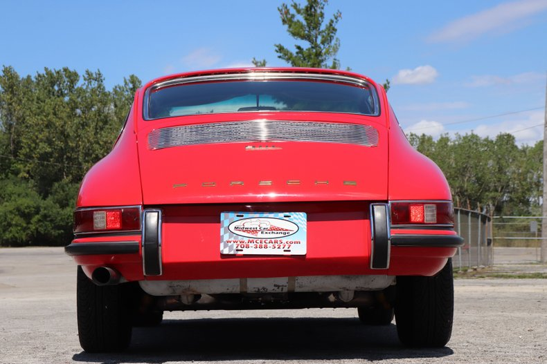 1968 porsche 911 l