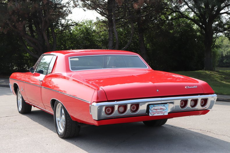 1968 chevrolet impala