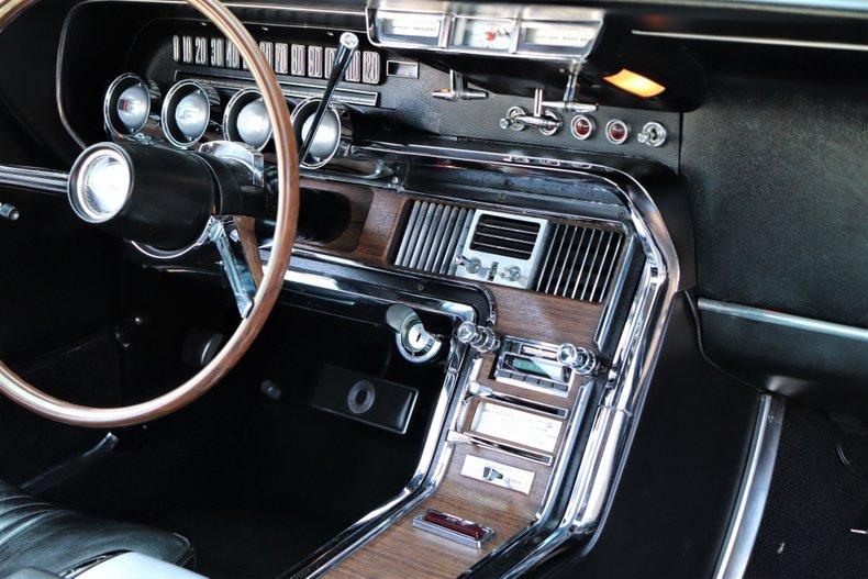 1965 ford thunderbird landau