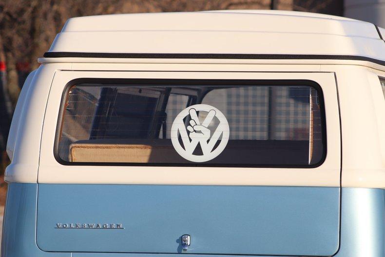 1972 volkswagen westfalia camper