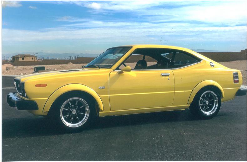 1976 Toyota Corolla SR5