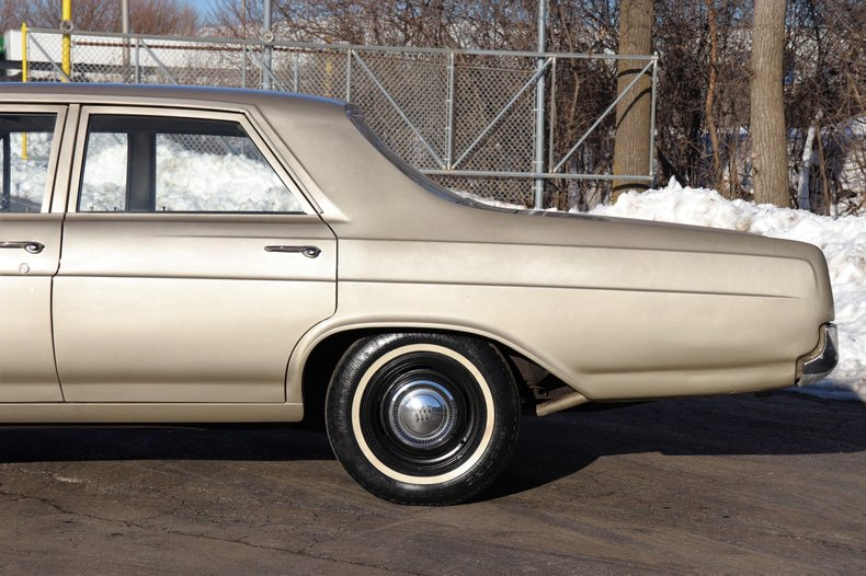 1965 buick special