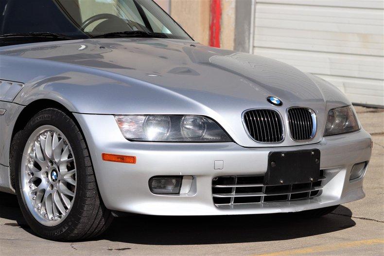 2001 bmw z3