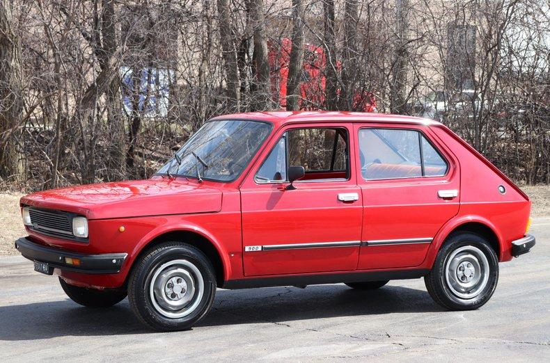 1979 Fiat 127
