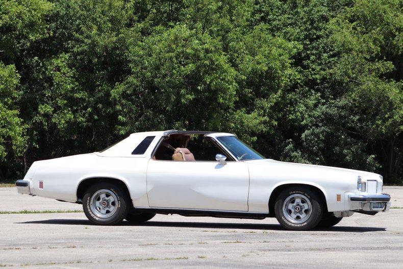 1974 oldsmobile cutlass supreme