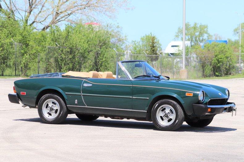 1981 Fiat 124