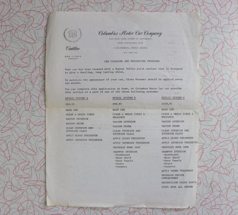 1992 cadillac coupe deville