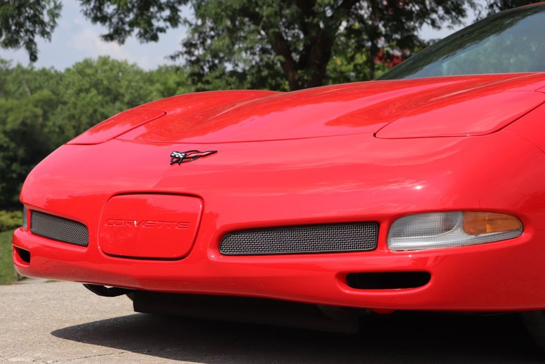 2001 chevrolet corvette zo6