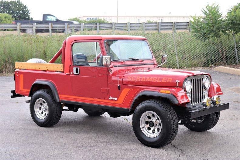 1982 jeep scrambler cj8