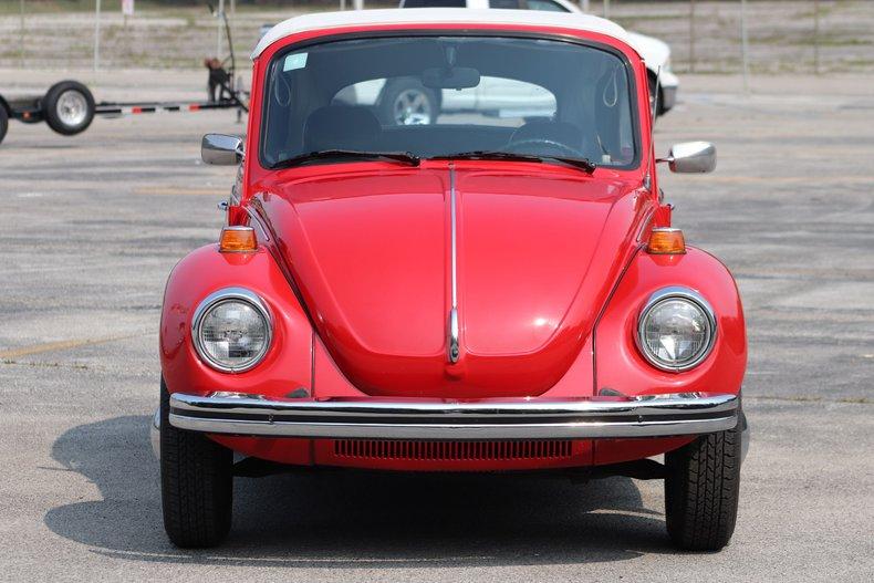 1978 volkswagen super beetle