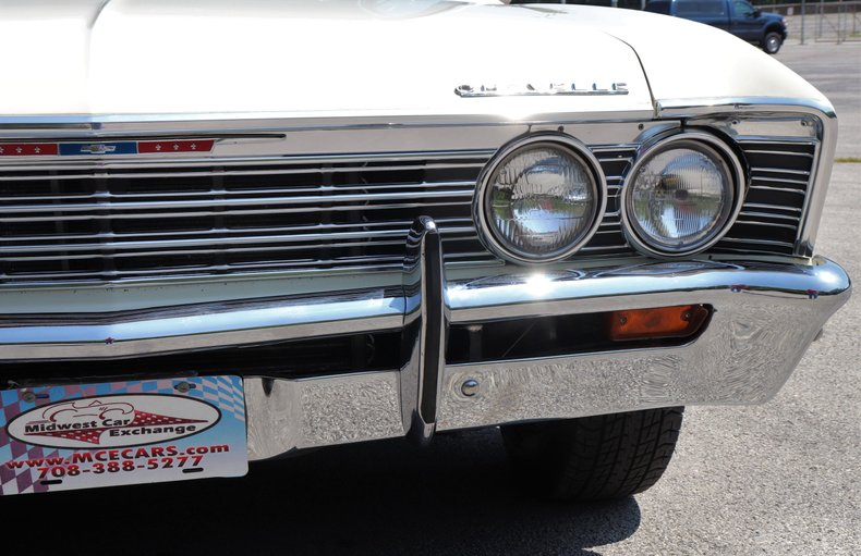 1967 chevrolet malibu chevelle