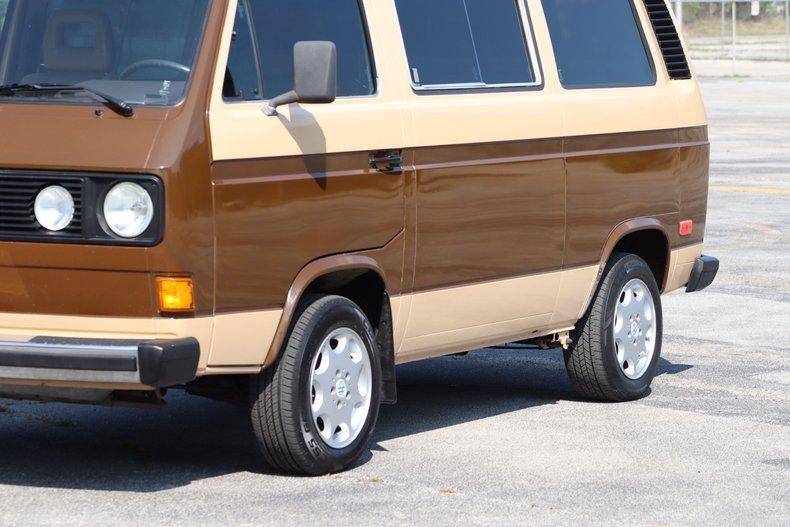 1982 volkswagen vanagon gl