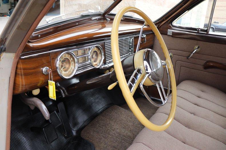 1949 packard deluxe eight club sedan