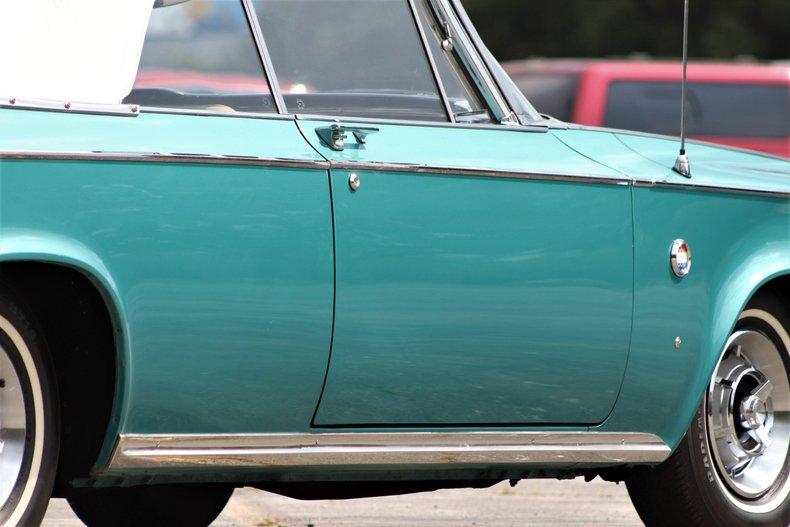 1963 chrysler 300 convertible