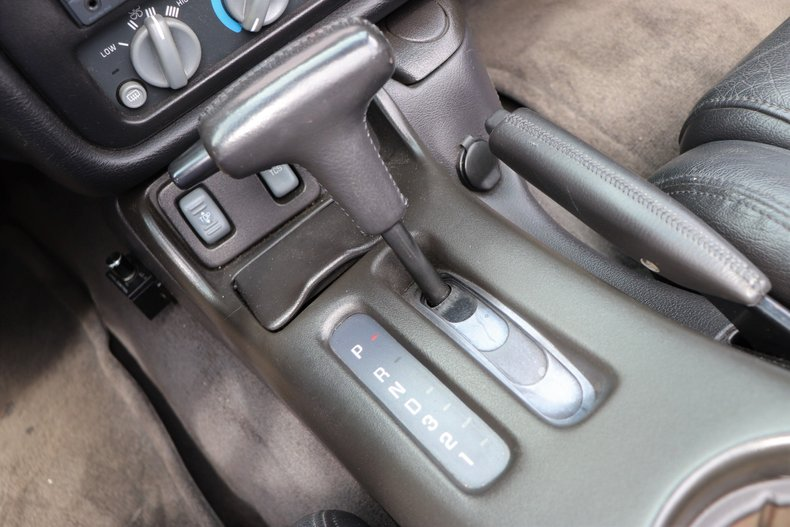 2002 pontiac trans am convertible