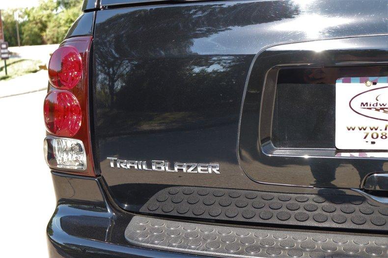 2009 chevrolet trailblazer ss