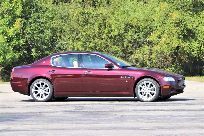 2005 Maserati Quattroporte | Midwest Car Exchange