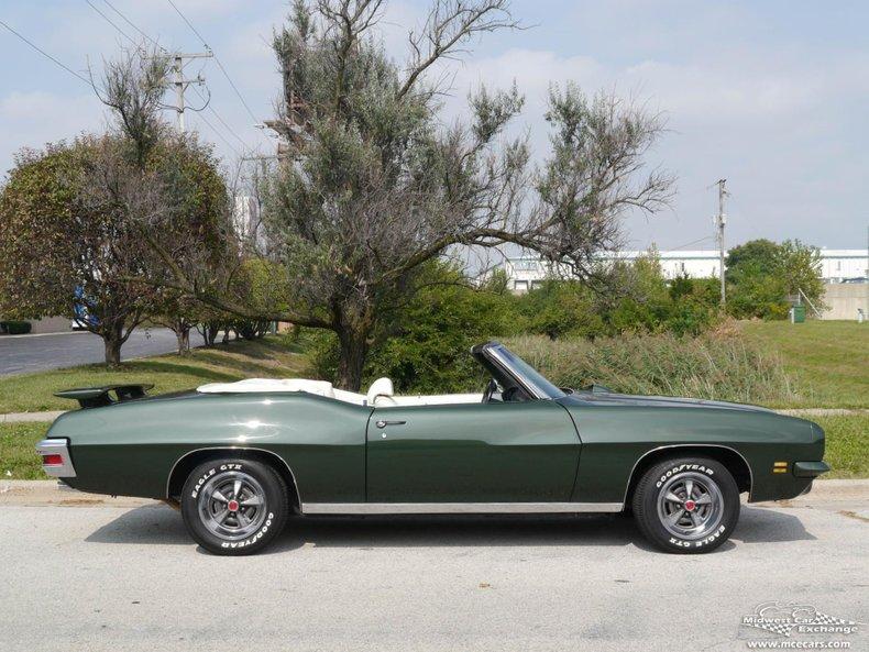 1971 Pontiac GTO For Sale