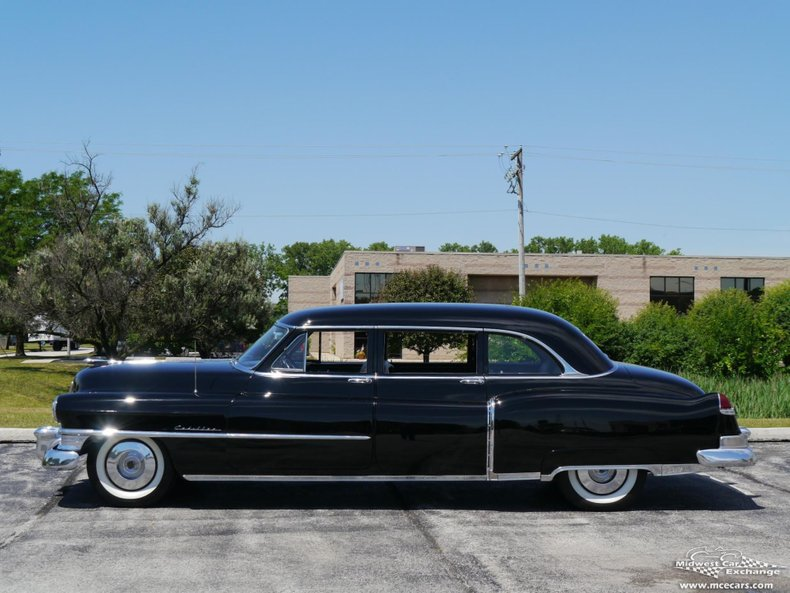 1950 Cadillac Fleetwood For Sale