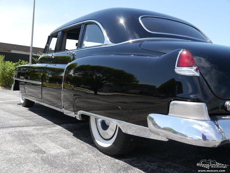 1950 cadillac fleetwood