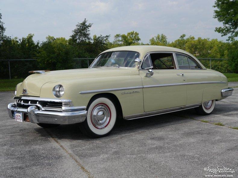 1951 Lincoln Cosmopolitan For Sale