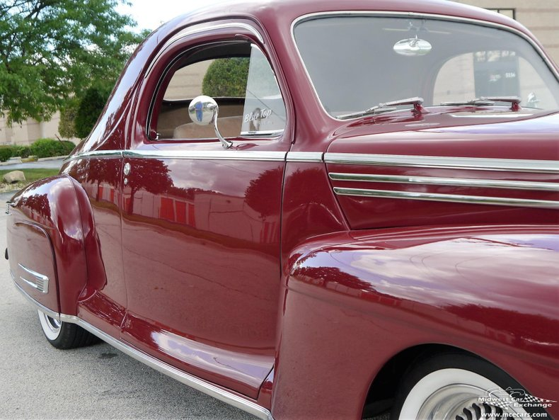 1942 lincoln zephyr